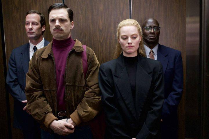 "Sebastian Stan et Margot Robbie dans ""Moi, Tonya"" de Craig Gillespie  (Mars Films)"