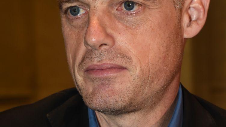 Fabrice Lhomme, le 4 novembre 2015 (MEHDI FEDOUACH / AFP)