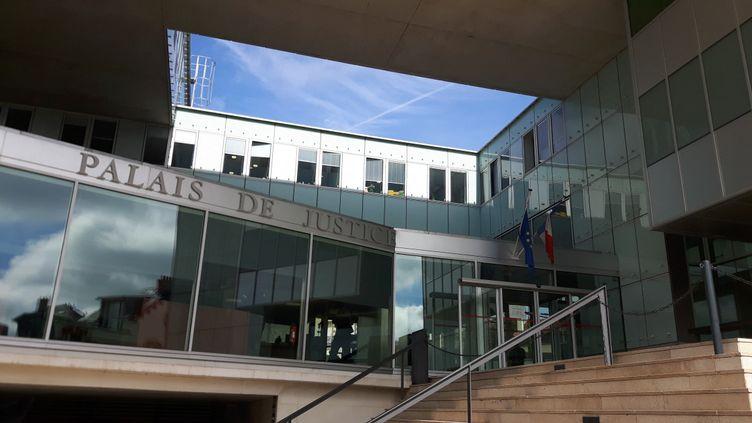 Une enquête préliminaire a été ouverte pour violences aggravées par le parquet de Pontoise. (MARINE CHAILLOUX / FRANCE-BLEU PARIS)