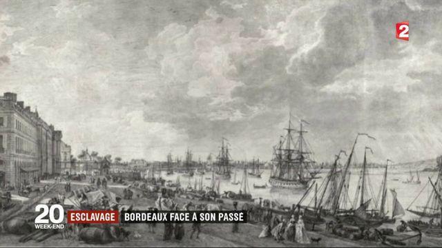 Bordeaux : le spectre de l'esclavage toujours présent