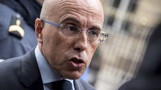 Le député Eric Ciotti du parti Les Républicains à Paris, le 20 octobre 2015. (CITIZENSIDE / YANN KORBI / AFP)
