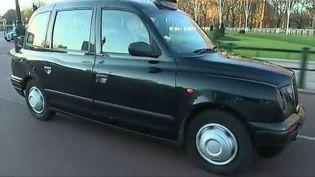 black cabs (FRANCE 2)