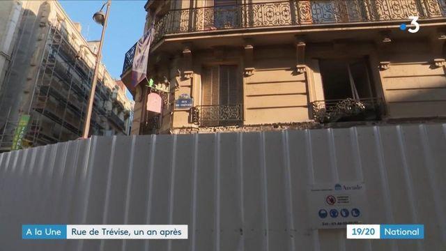 Explosion de la rue de Trévise : un an après, les sinistrés attendent des réponses