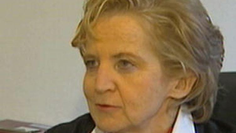La Préfèté de Lozère de 2007 à 2009, Françoise Debaisieux
