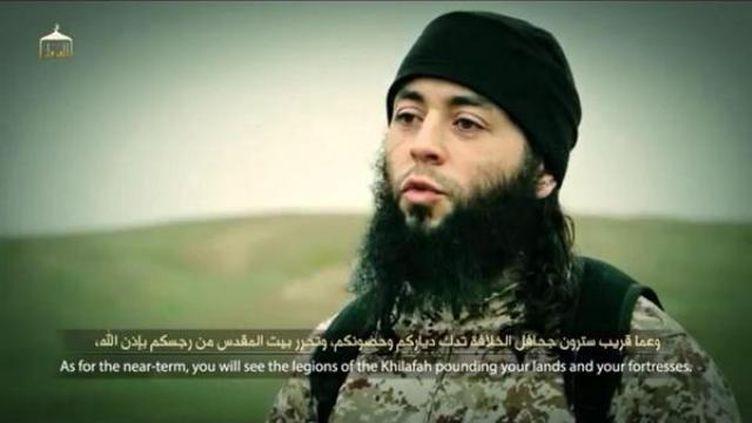 (Sabri Essid, le demi-frère par alliance de Mohammed Merah, est soupçonné d'être parti en Syrie au printemps 2014 (Capture d'écran))