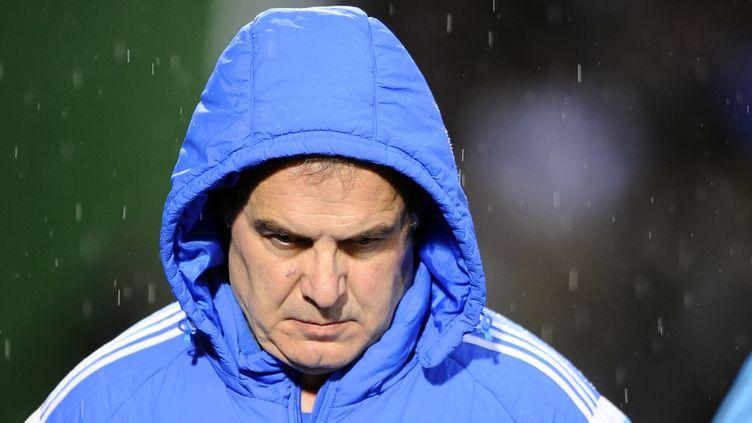 Bielsa bientôt de retour sur les pelouses de Ligue 1 ? (JEAN-CHRISTOPHE VERHAEGEN / AFP)