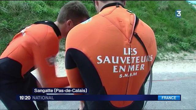 Nageurs sauveteurs : des stages de formation les préparent avant l'été