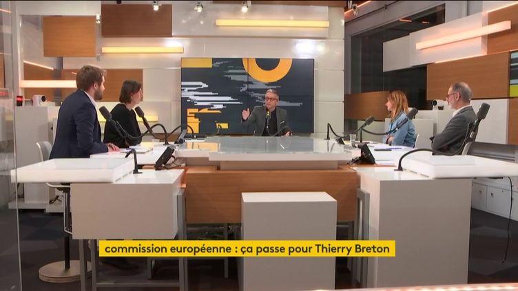 Les informés du 14 novembre 2019. (FRANCEINFO / RADIOFRANCE)