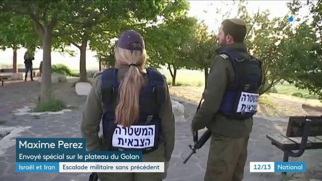 Israël et Iran : l'Etat hébreu ne souhaite pas d'escalade militaire mais se prépare