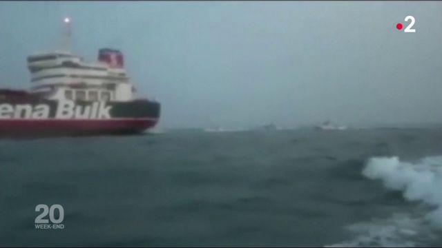 Iran/États-Unis : nouvelles tensions dans le détroit d'Ormuz