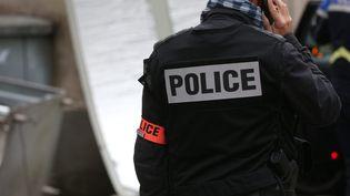 Un policier de la BAC a été agressé à Hyères (Var), le 1er novembre 2018. (MAXPPP)