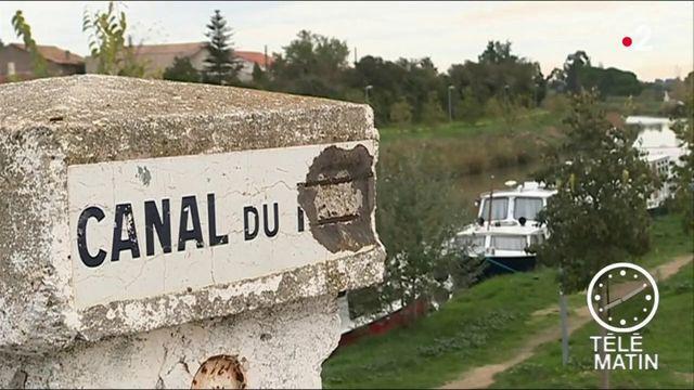 Le canal du Midi nettoyé de ses épaves