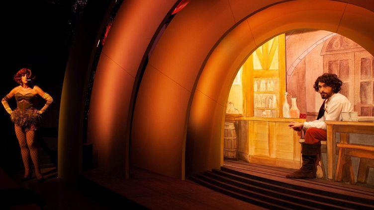 Federigo, un music-hall de poche qui renverse la morale  (Flora Fanzutti)