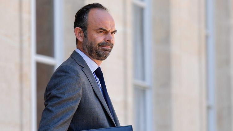 Le Premier ministre, Édouard Philippe a dévoilé dimanche 26 août dans le JDD les grandes lignes du budget 2019. (JULIEN MATTIA / LE PICTORIUM / MAXPPP)