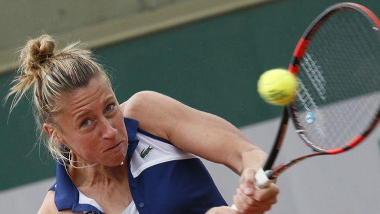 Pauline Parmentier  (PATRICK KOVARIK / AFP)