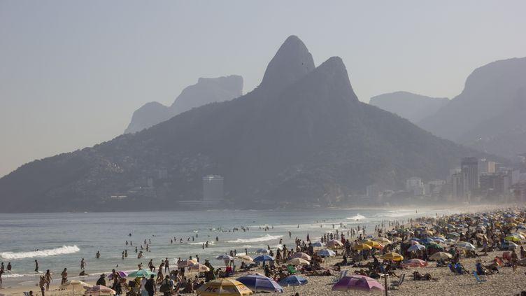 Les Jeux Olympiques de Rio sont-ils menacés ? (LUIZ SOUZA / NURPHOTO)