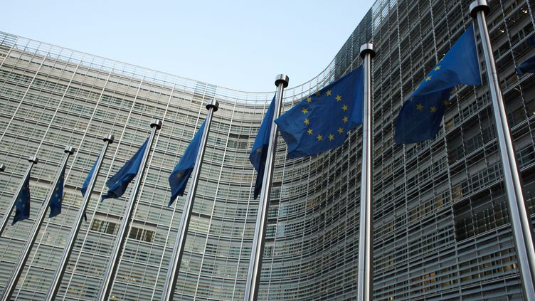 La Commission européenne à Bruxelles, le 30 novembre 2011. (Photo d'illustration) (MAXPPP)