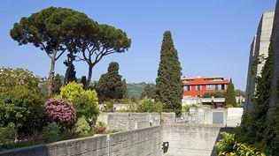 La Villa Arson domine Nice sur la colline Saint-Barthémy et fait naître des vocations artistiques  (MOIRENC Camille / hemis.fr)