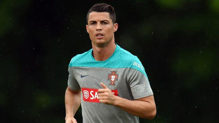 Cristiano Ronaldo  (DON EMMERT / AFP)