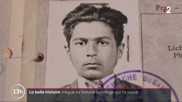 Haute-Loire :Erick Schwam, juif autrichien, lègue sa fortune au villagequi l'a sauvé