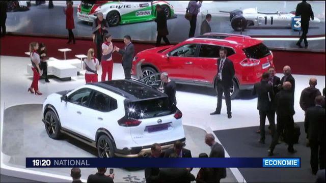 Automobile : net regain des ventes de voitures neuves
