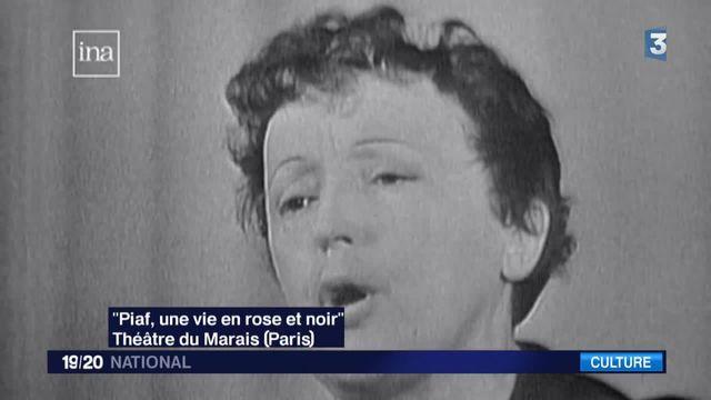 Edith Piaf : un siècle, une voix