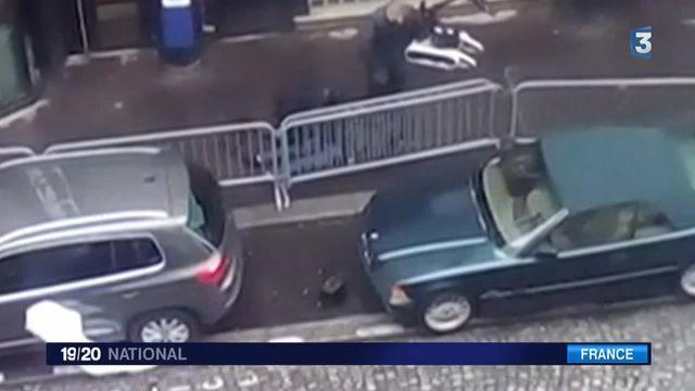 Paris : un commissariat du 18e arrondissement attaqué par un homme armé d'un couteau et faisant référence à Allah