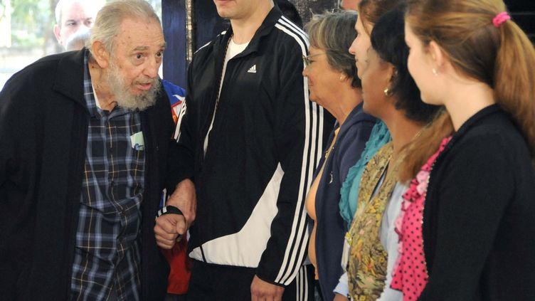 (Marcelino Vazquez Reuters)