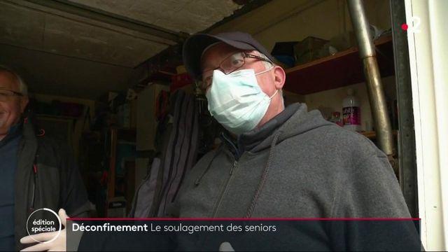 Seine-et-Marne : des seniors soulagés de pouvoir être déconfinés