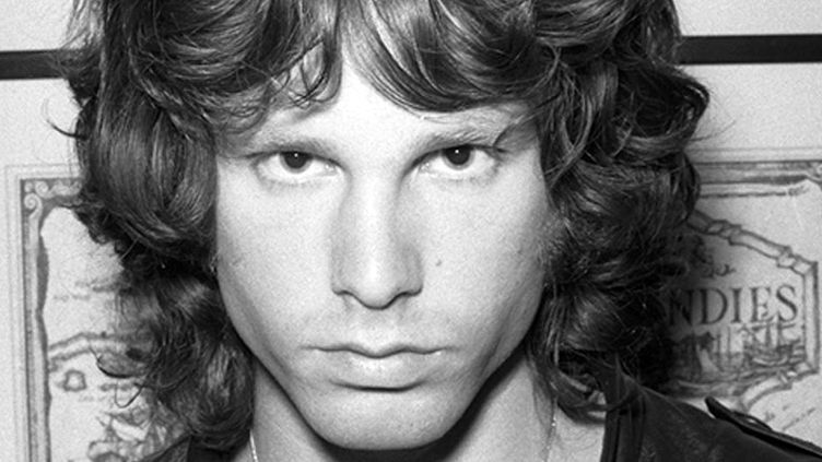 Jim Morrison  (Kobal / The Picture Desk / AFP)