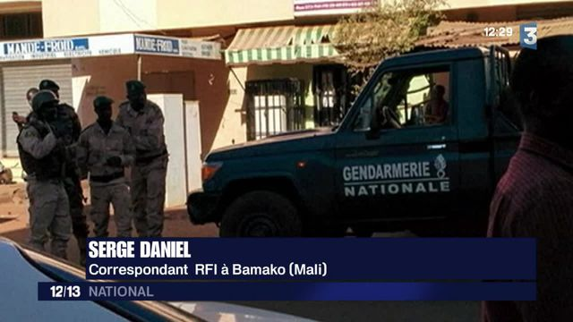"""Prise d'otages à Bamako : """"ce sont des jihadistes qui ont fait le coup"""""""