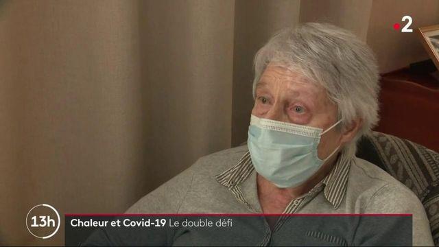 Ehpad : le double défi de la chaleur et du coronavirus