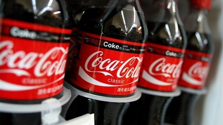Coca-Cola, toujours première marque mondiale (AFP)