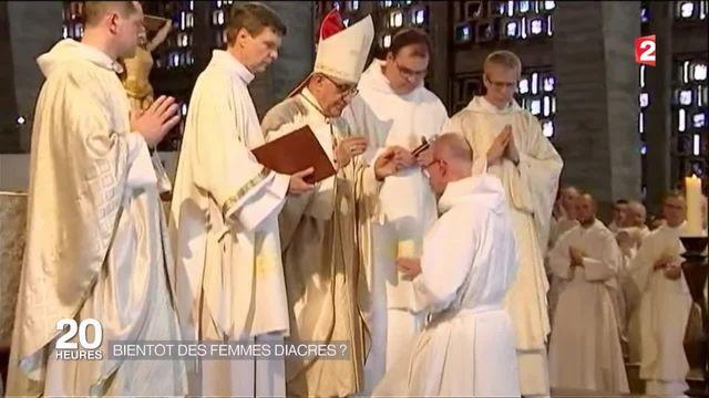 Vatican : des femmes bientôt diacres ?