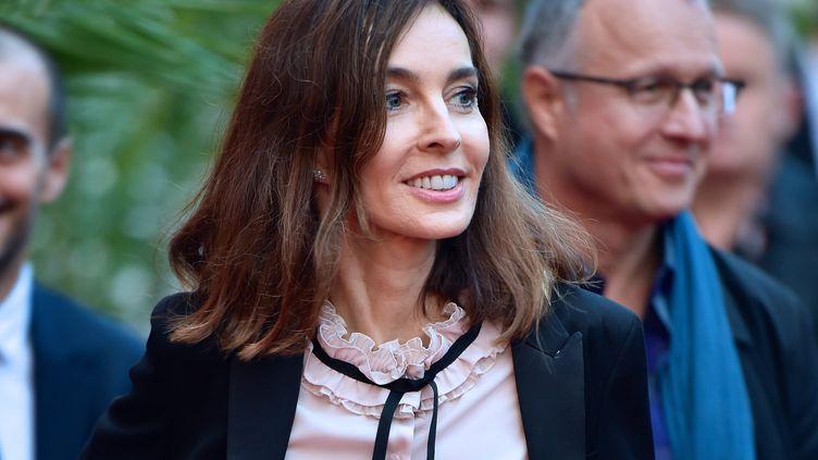Anne Parillaud en septembre 2016. (?FRANCK CASTEL/WOSTOK PRESS / MAXPPP)