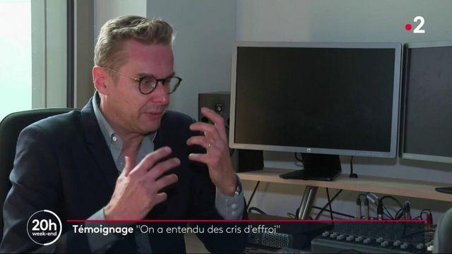 Attaque à Paris : le témoignage de Luc Hermann de l'agence Premières Lignes
