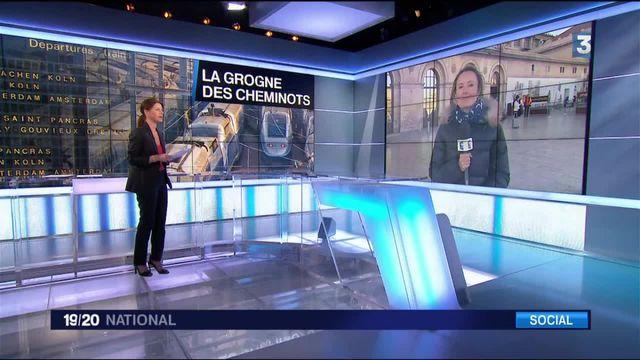 Grève des cheminots : moins de trains dès aujourd'hui à Marseille