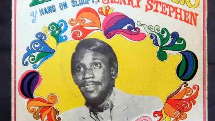 """Détail de la pochette de l'album""""Limon, limonero"""" de Stephen Henry. (RCA)"""