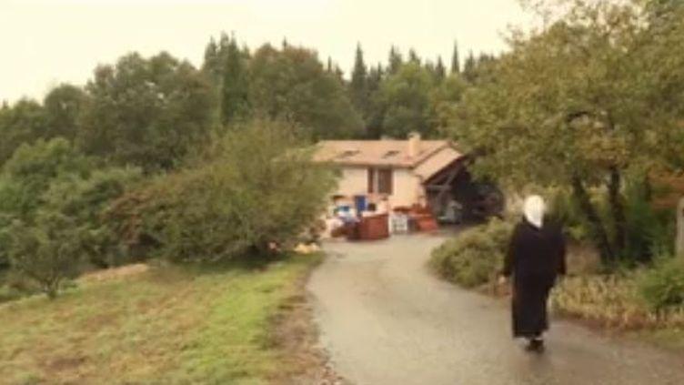 Une religieuse est décédée à la suite des inondations dans l'Aude. (FRANCE 3)