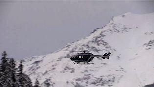 Illustration hélicoptère, le 18 janvier 2018. (PHOTO DESK / LEDAUPHINE.COM / AFP)