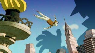 """Phantom Boy"" de Alain Gagnol et Jean-Loup Felicioli programmé au festival d'animation de Pontarlier (25)  (Diaphana Distribution)"