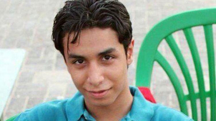 Ali al-Nimr avant son arrestation en 2012. (AFP/HO / reprieve.org )