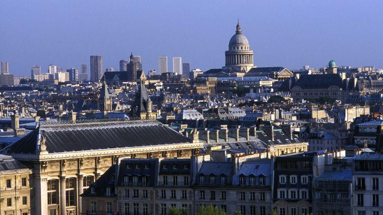 Paris, le 15 novembre 2011. (BOB DEWEL / ONLY FRANCE / AFP)