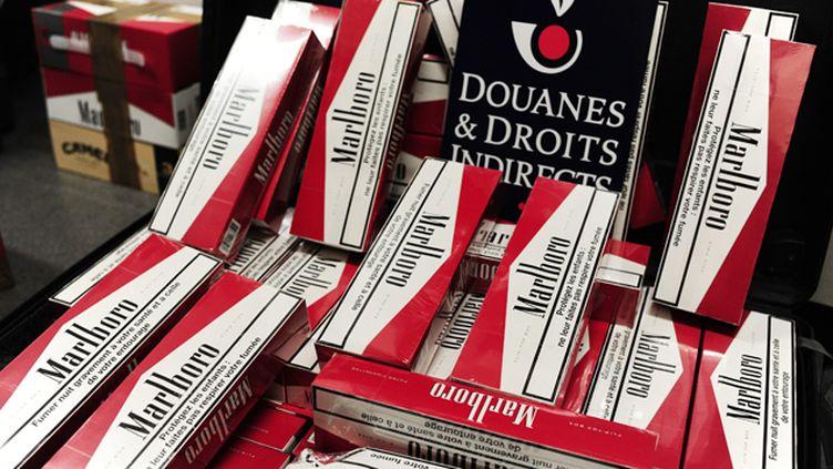 (La France veut lutter contre le trafic de tabac © MAXPPP)