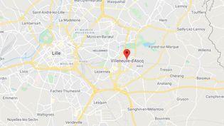Villeneuve-d'Ascq. (GOOGLE MAPS)