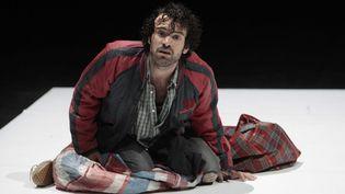 Romain Duris, premiers pas réussis au théâtre  (Pascal Victor)