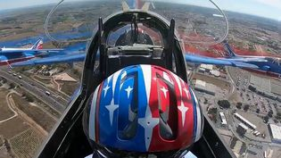 14-Juillet : les pilotes de la Patrouille de France se préparent (France 2)
