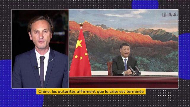 Coronavirus : la Chine annonce avoir vaincu l'épidémie