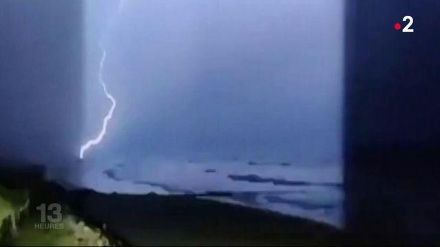 Intempéries : orages et coulées de boue