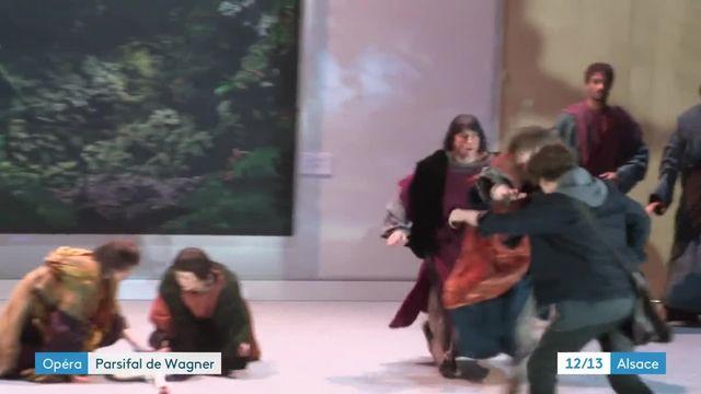 Parsifal à l'opéra du Rhin